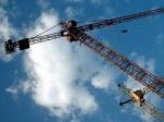 В Екатеринбурге упавшим краном убило рабочего