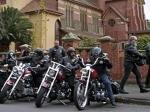 Австралийские байкеры обезвредили грабителей ночного кафе