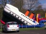 Ирландцев раскритиковали за «Титаник» в парке аттракционов