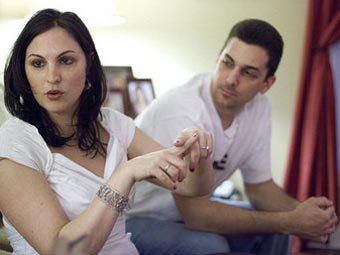 Влюбленная пара поженится на вручении музыкальной премии