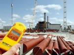 В Москве использовали радиоактивные трубы