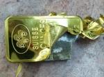 Швейцарское предприятие РАМР обнаружило подделку золотых слитков