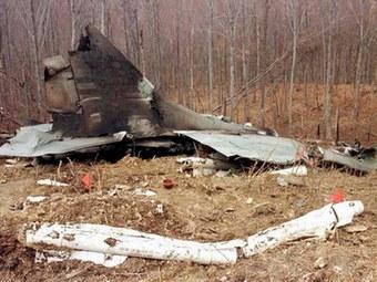 Крушение МиГ-29КУБ в Астраханской области