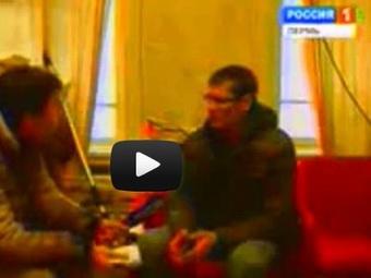 Телеканал Россия 1 показал зуб, который выбили у настоящего вампира или снежного человека