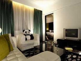 В Китае можно остановиться в панда-отеле
