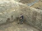 Фундаменты древнегреческих усадеб найдены при строительстве «Южного потока»