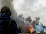 В результате обстрела погибли западные корреспонденты