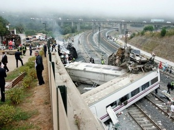 Виновник крушения поезда в Испании рассказывал о превышениях скорости в соцсетях