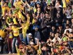 Махачкалинские фанаты забросали камнями ростовчан