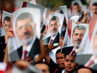 В Каире разгон сторонников Мурси повлек смерть 30-ти человек