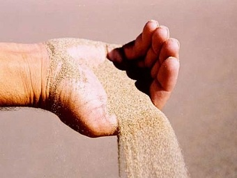 Во Флориде заканчивается песок