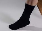 Житель Великобритании носит одну пару носков 25 лет
