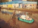 Вода в Амуре продолжает прибывать