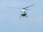 На Сахалине потерпел крушение вертолёт «Ми-2»