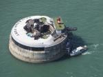 Британский военно-морской форт 19-го века превратили в шикарный отель