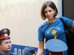 Участница Pussy Riot объявила голодовку и требует перевести ее в другую колонию