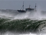 Во Вьетнаме разбушевался тайфун