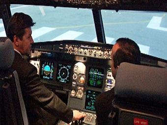 Пассажир смог приземлить самолёт