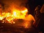 Леса Сибири и Дальнего Востока охвачены огнем