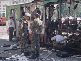 Теракт в Волгограде унёс жизни шести человек