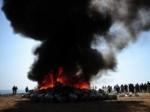 Правительство Либерии сожжёт наркотики на сумму 4 млн долларов