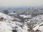Иран завалило снегом