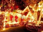 Семья из Австралии украсила свой дом более 500 тыс. рождественских огней