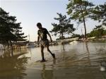 Сильнейшее наводнение обрушилось на Ливию