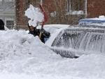 На центр Соединённых Штатов надвигается снежная буря