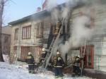 Пожар в Липецке и перевооружение пожарных в Уни