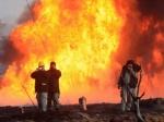 Взрыв нефтепровода в Йемене