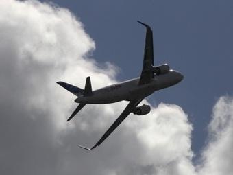 НЛО чуть не стало причиной крушения британского аэробуса