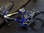 Велосипедист провёл полчаса под колёсами автомобиля