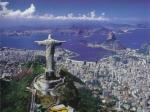 Молния повредила в Рио-де-Жанейро статую Христа-Искупителя