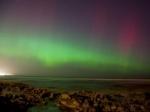 Магнитная буря подарила Великобритании северное сияние