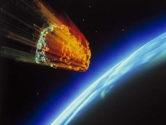 К Земле летит астероид весом 200 тысяч тонн