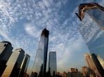 16-летний подросток залез на вершину WTC в Нью-Йорке