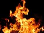 Китайского крестьянина сожгли заживо