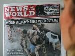 Закрыта газета News Of The World