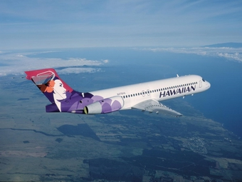 Подросток прилетел на Гавайи в колесе самолёта