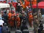 Жертвами рухнувшего завода в Китае стали 18 рабочих