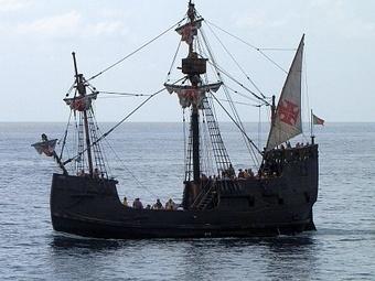 У берегов Гаити найден корабль Колумба