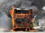В Колумбии при пожаре сгорело 32 ребёнка