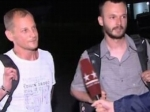 Освобождены журналисты телеканала «Звезда»