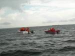 Спасательные работы теплохода «Булгария»