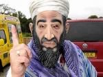 Журналист пересек границу США в маске бен Ладена