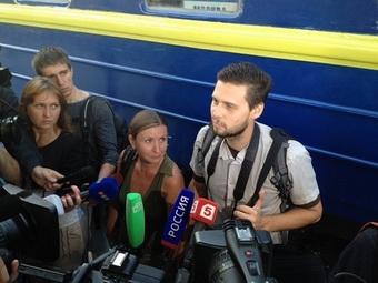 Крымские журналисты были задержаны из-за фотографий «марша пленных»