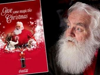 В Британии умер Санта из роликов с рекламой «Coca-Cola»