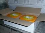 На таможне в Оренбурге задержано 80 тонн сыра из Украины