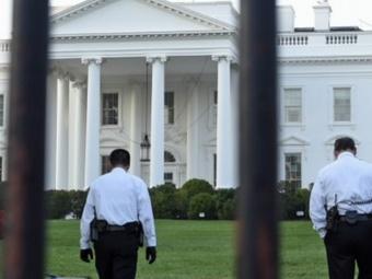 Вооруженная женщина была задержана рядом с Белым домом